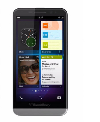 New-BlackBerry-Z30-mobile phone-2014-pictures