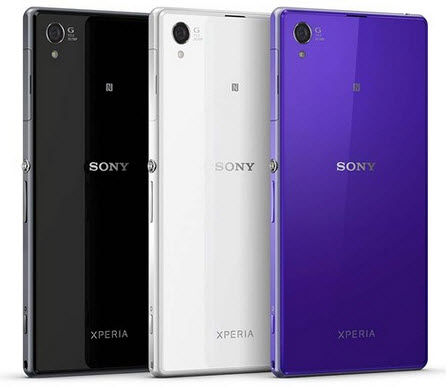 Sony-Xperia-Z1-available-color-in-mobile-market