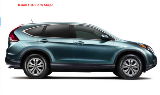 New-Honda-CRV-2014-technical Specifications