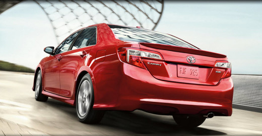 Toyota-camry-2014-red-color-wallpaper